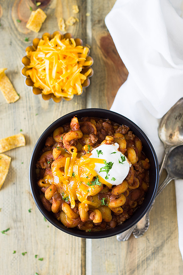 Slow-Cooker-Chili-Mac-3