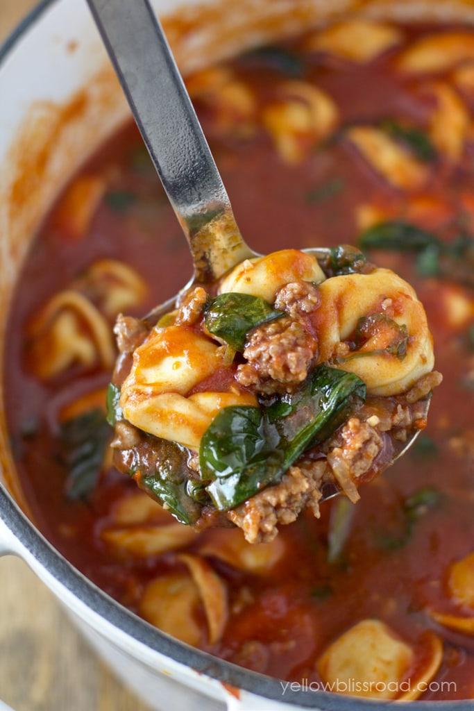 Tomato-Basil-Tortellini-Soup